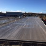 Phase 2 & 5 - Lorry park
